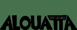 Logo Alouatta nome para blog
