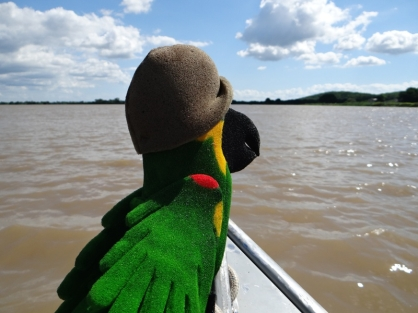 Manoel-Verdadeiro-navegando-o-Rio-Paraguai