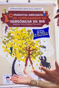 1ª Festival Estadual de Conatadores de Histórias de MS